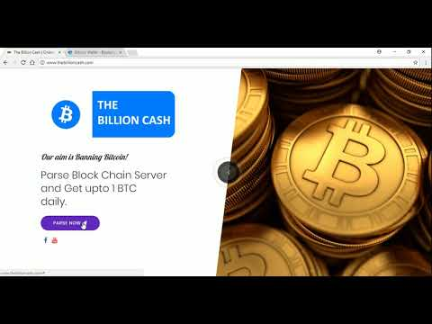 The Billion Cash | Online Block Chain Parser