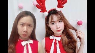 Makeup - Gái Xấu Biến Hình Đi Chơi Noel | Yêu Làm Đẹp