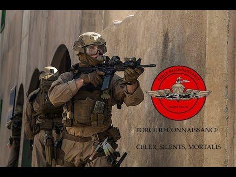 Force Reconnaissance Tribute
