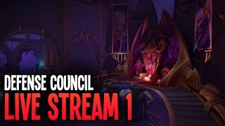 dungeon defenders ii pre alpha live stream 1