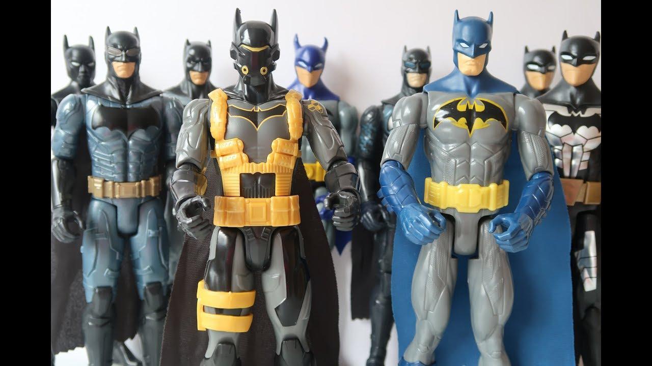 todos los nuevos figuras-por favor Select IMAGINEXT Batman DC Super Héroe amigos Villanos