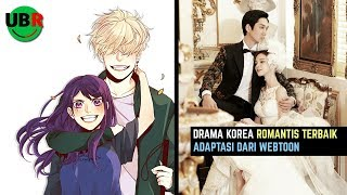 Download Video 6 Drama Korea Romantis Terbaik Diadaptasi dari Webtoon MP3 3GP MP4
