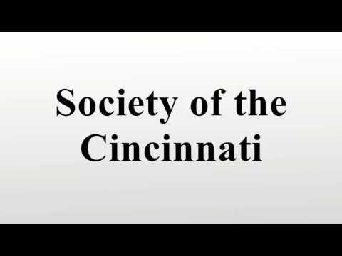 Society of the Cincinnati