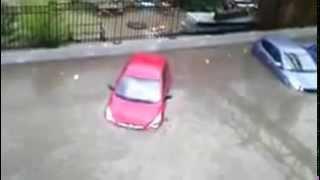 Саратов 24 06 2013 потоп)