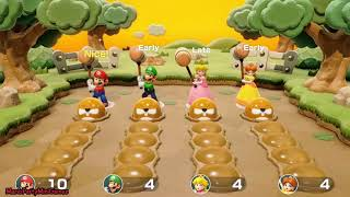 Super Mario Party Minigames | Fun Learning Videos For Babies