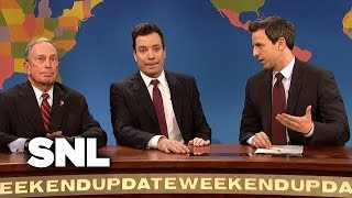 Weekend Update: Part 2- Saturday Night Live