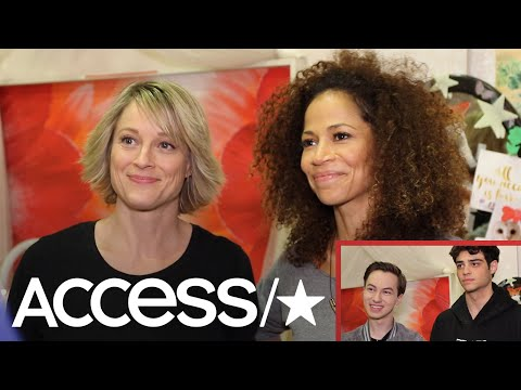 Teri Polo, Sherri Saum, Hayden Byerly & Noah Centineo Talk 'The Fosters' Reaching 100 Episodes