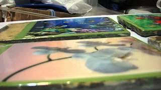 видео Материалы для наливного пола