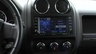 Тест-драйв Jeep Liberty