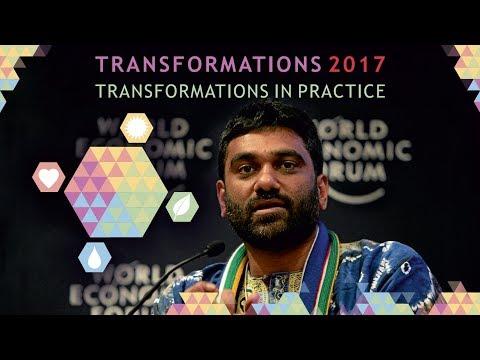 Transformation & Affluenza in an Unjust, Unequal & Unsustainable World - Kumi Naidoo