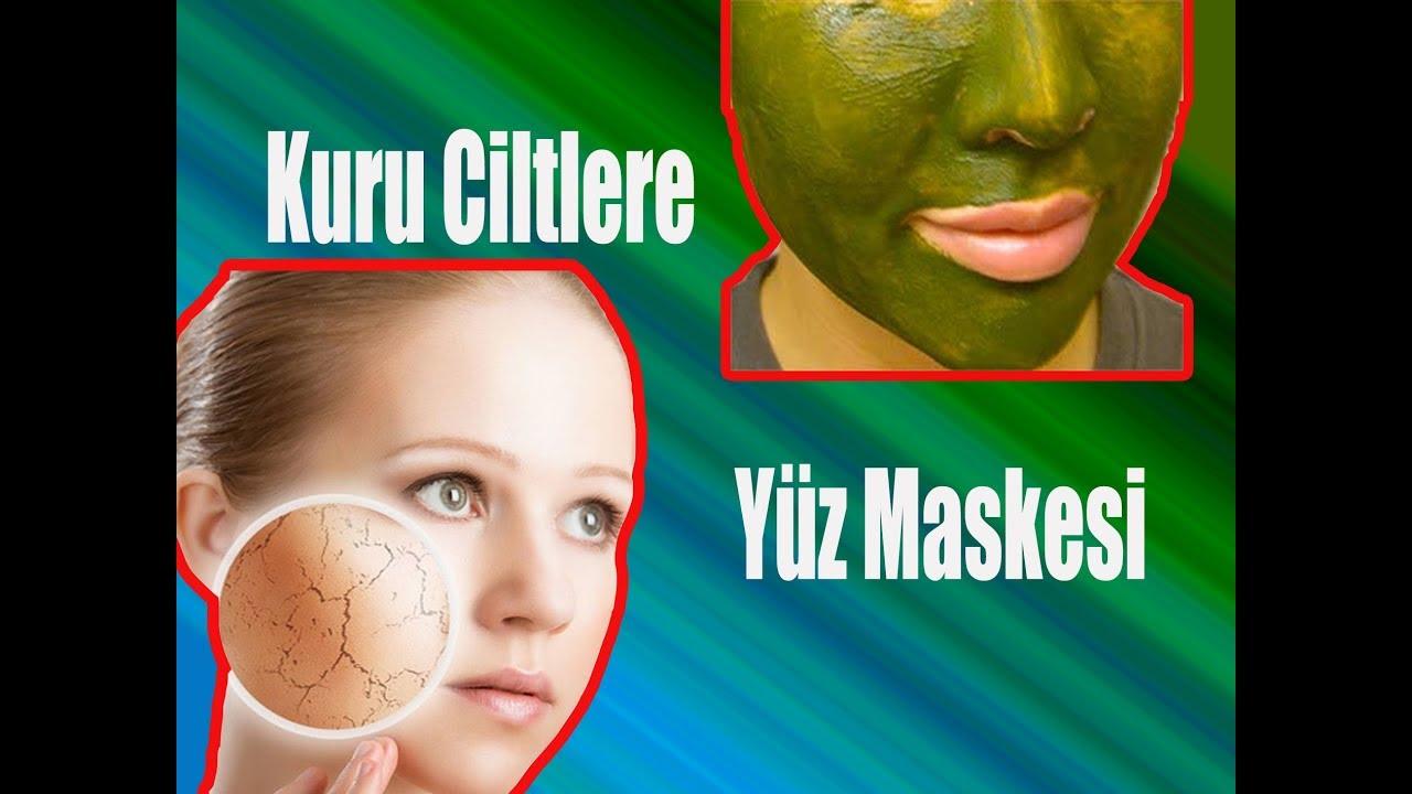 Kuru Ciltler İçin Yüz Maskesi Tarifleri