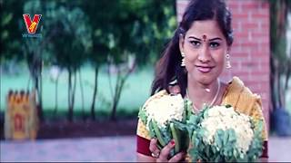 Vegitable Vender exposing scene | Sorry Maa Aaayana Intlo Unnadu Movie | V9 Vidoes