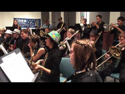 Woodland Park High School Jazz Band   Dec. 8, 2015 (2)