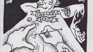 как сделать хэндпоук татуировку. самоучитель