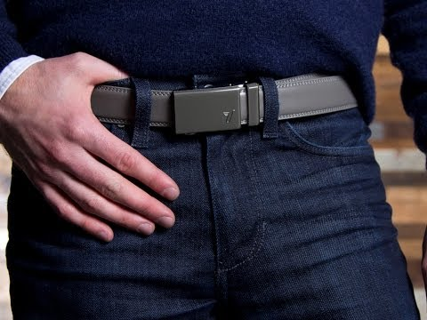Mission Belt Co - micro-adjustable belt