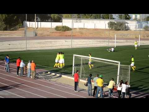 VIDEO GOL 2º CD   VENTIPPO 3 1 BADOLATOSA CF Videos De Viajes
