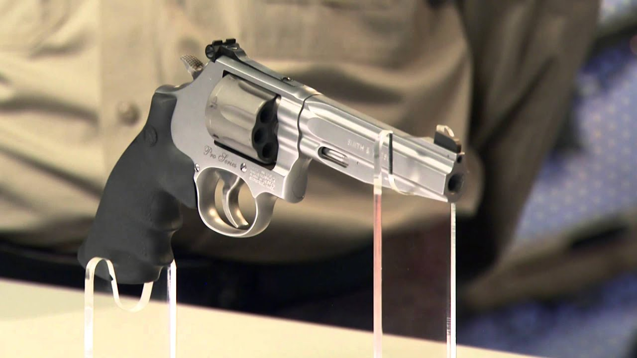 2015 gallery of guns tv - smith  u0026 wesson model 986 - pro series