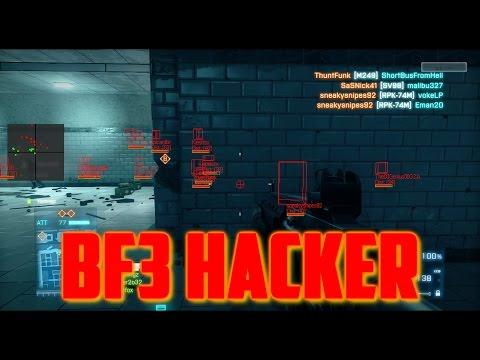 Battlefield 3 Hacker