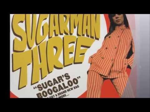 SUGARMAN THREE - RED WINE - LP 'SUGAR'S BOOGALOO' - DAPTONE DAP 006