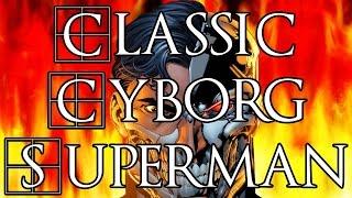 [PC] Injustice: Gods Among Us Classic Cyborg Superman Mod (Superman Custom DLC Skin)