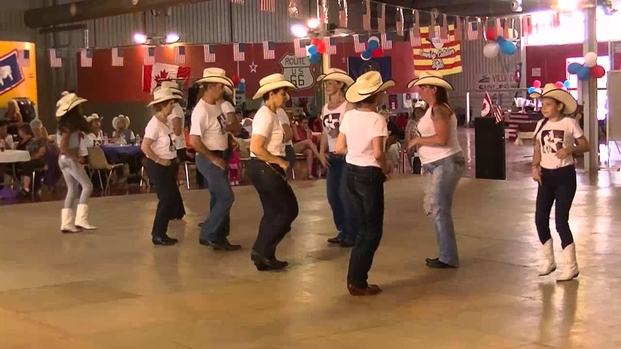 International gay country line dancing association
