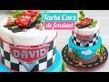 TARTA CARS DE FONDANT ???? | CARS CAKE | Quiero Cupcakes!