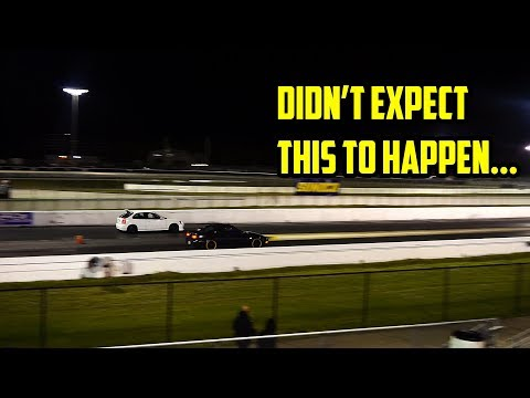 First Official Race Against Randy - Track Day #3