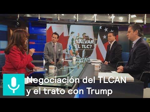 El TLCAN y las medidas comerciales de Donald Trump - Despierta con Loret