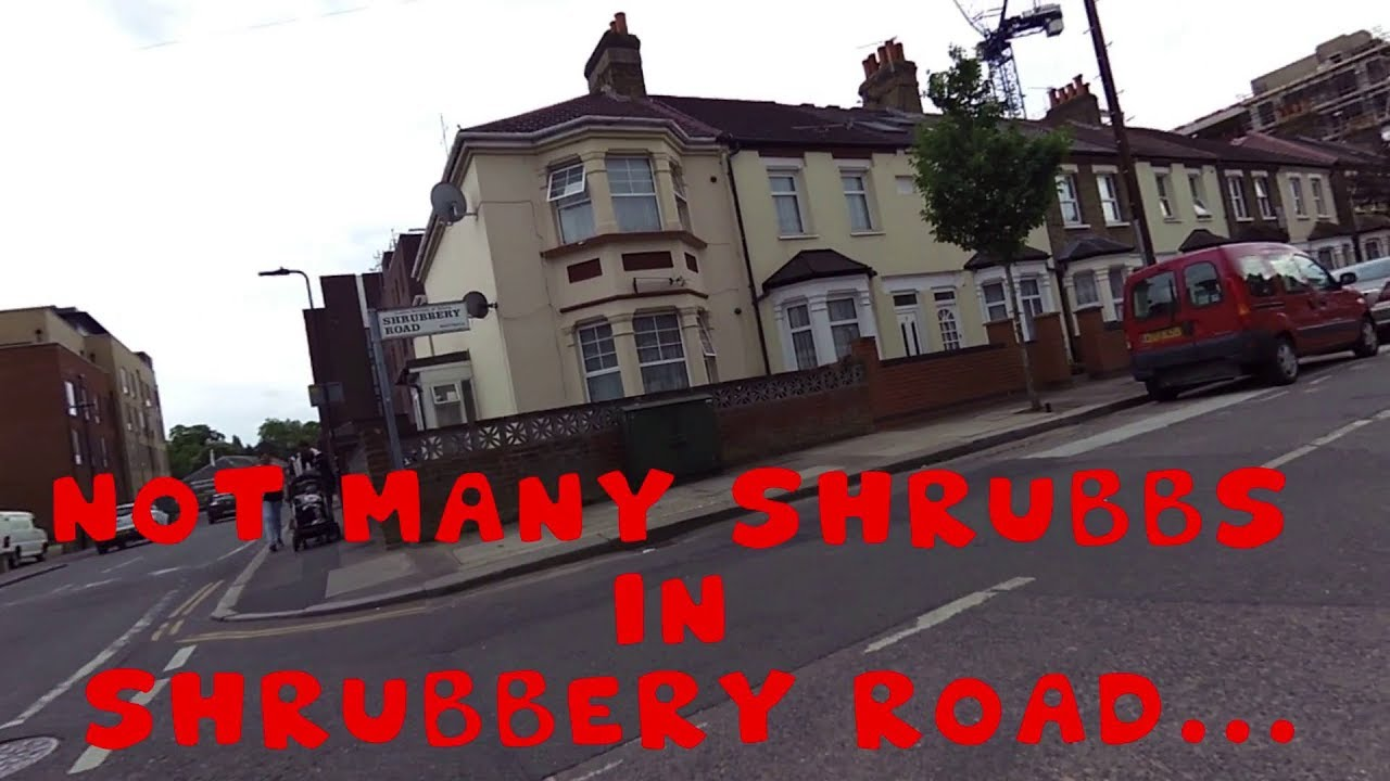 SOUTHALL 24  MAY 2019  9 STAMFORD CLOSE MELROSE DRIVE + SHRUBBERY ROAD