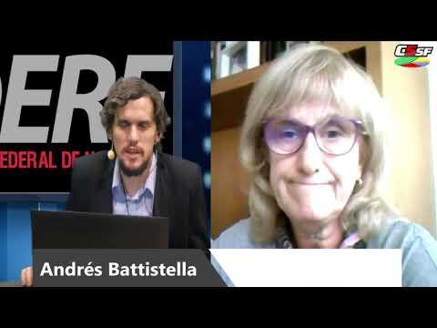 Silvia Augsburger: La Ley de Paridad es un paso gigante