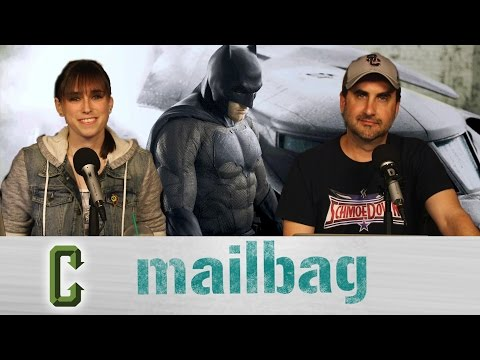 Will DC Ever Feature a Non-Bruce Wayne Batman? - Collider Mailbag