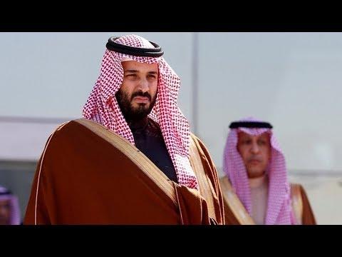 "Saudi Prince Mohammad bin Salman Consolidates Power & Purges Rivals Under ""Anti-Corruption"" Pretense"