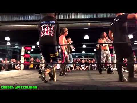 Matt Jackson Cuts Promo On WWE Cease And Desist, Jimmy Jacobs Release And More