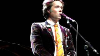 Rufus Wainwright - Alone Together in Den Haag - Nov 2010