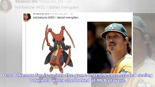 Amazing Thread of MLB Players Who Look Like Pokemon is Really as Good as it Gets