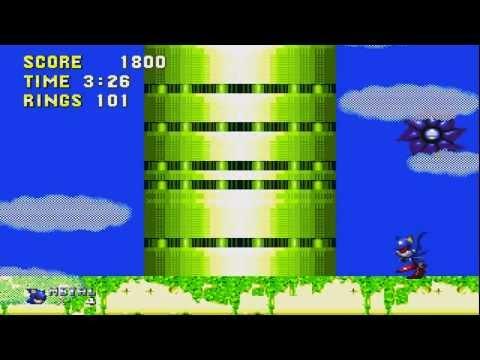 Metal Sonic 3 & Knuckles