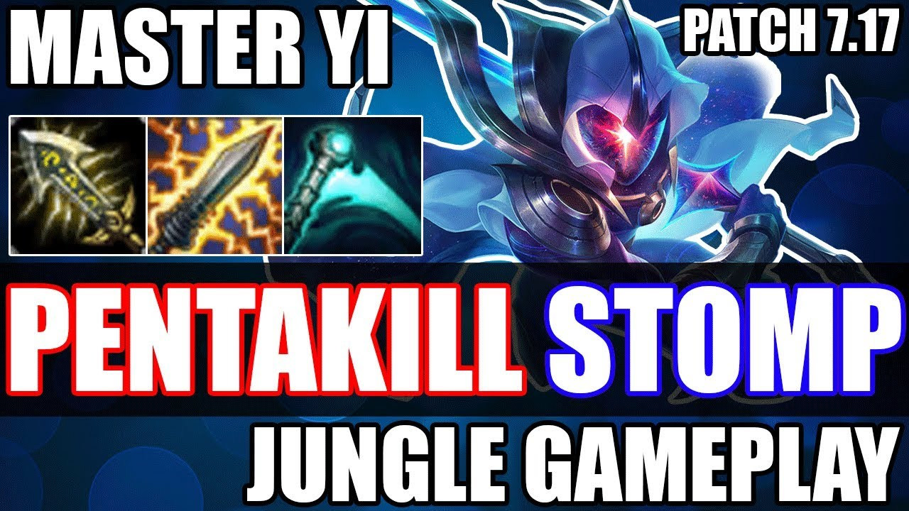 Yi Tank Jungle Build
