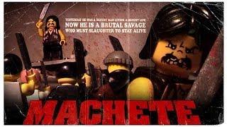 MACHETE trailer (LEGO)