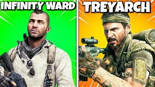 Treyarch VS Infinity Ward - There is a WINNER...
