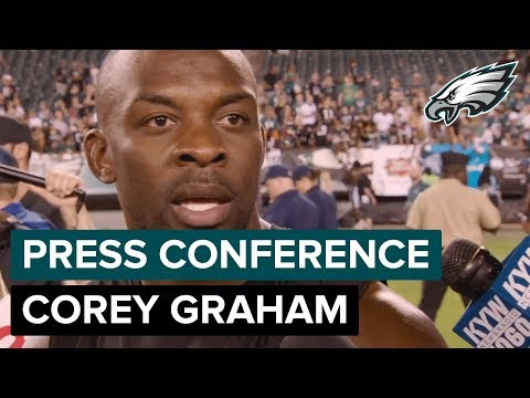 Corey Graham Only Wants to Play for Philly | Eagles Press Conference