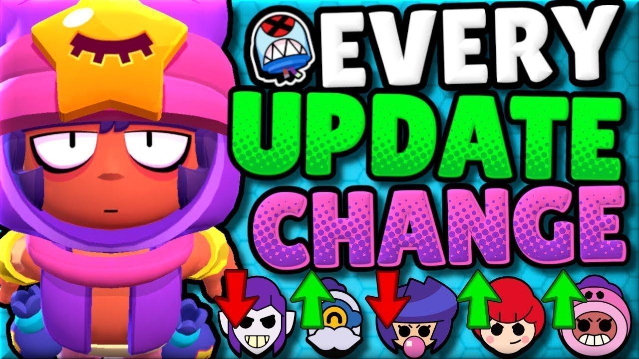 najwiĘkszy update w brawl stars juŻ dostĘpny  youtube