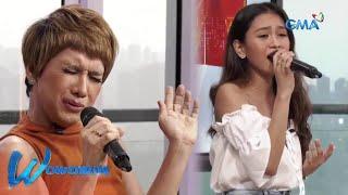 Wowowin: Donita Nose, nakipagbiritan kay Golden Cañedo!
