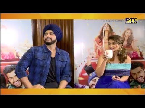 Mubarkan | Arjun Kapoor | Ileana D'Cruz | Special Interaction | PTC Entertainment Show | PTC Punjabi