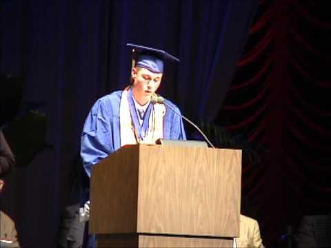 Joe Walbridge Valedictorian Speech at Gull Lake High School Graduation Class of 2011