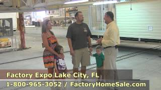 Bring The Kids On Your Factory Tour - Mobile Homes Montgomery Alabama Family Factory Tour