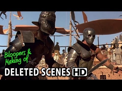Gladiator (2000) Deleted, Extended & Alternative Scenes #1