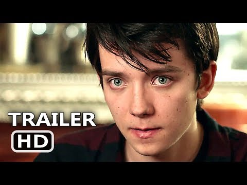 TIME FREAK Official Trailer (2018) Asa Butterfield, Sophie Turner Romantic Movie HD Mp3