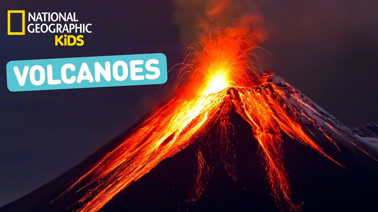 explore volcanoes with nat geo kids nat geo kids
