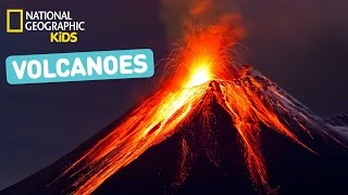 Explore Volcanoes With Nat Geo Kids! | Nat Geo Kids Volcano Playlist