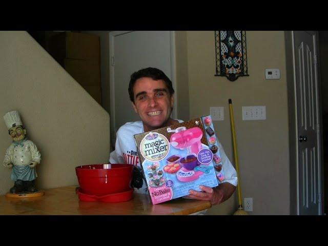 DIY Cool Baker Magic Mixer Maker Unboxing! || Girls Toys Reviews || Konas2002
